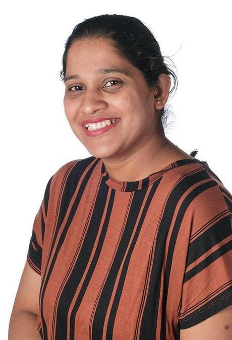 Shyna Matias - Teaching Assistant/Kidstime Assistant