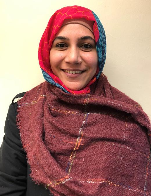 Nadia Ali - Lunchtime Carer