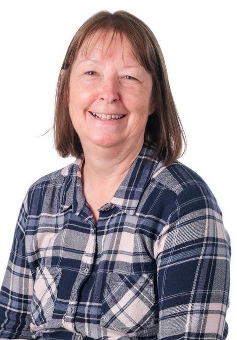 Sue Sheldrick - Bursar