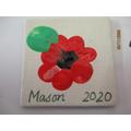 Poppy magnet.