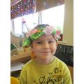 A traditional Australian flower headdress!