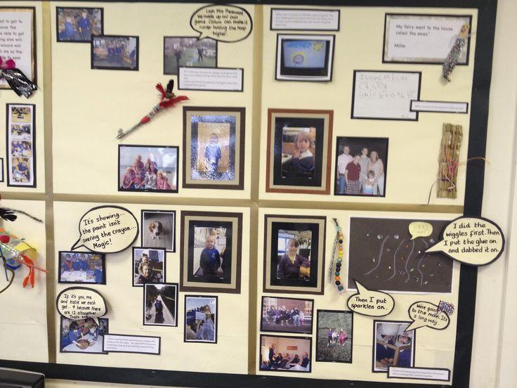 Learning Journey Wall