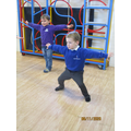 PE - movement and dance.