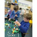 Building beanstalks!