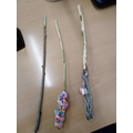 Wand handle designs
