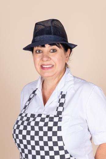 Mrs Severn School Cook