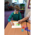 Counting with Nunicon