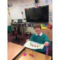 Using playdough to solve problems