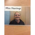 Miss Hastings