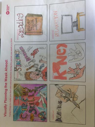 Dan's work as part of 'My Week at Work'