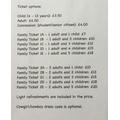 Hoedown Ticket Prices
