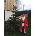 Santa's Visit 2015