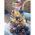 Cake sales