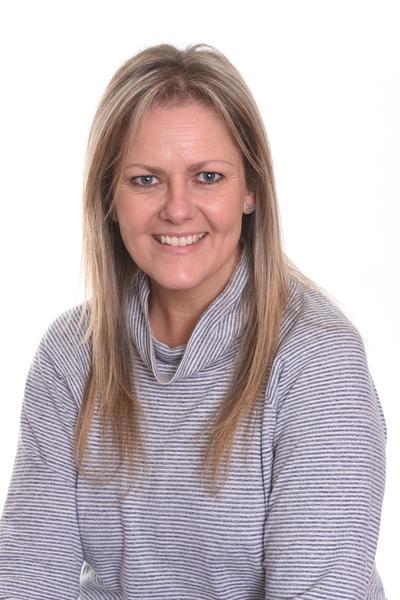 Nicola Booth - Classteacher  ( Blue Nursery))