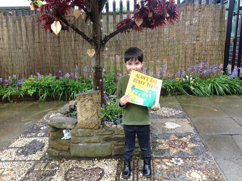 Another 'star reader' award