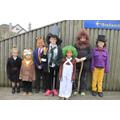 Our Costume Prize Winners...