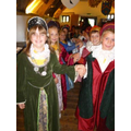 ...and had Tudor Dancing lessons!