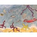 Amelia's Coast Illustration