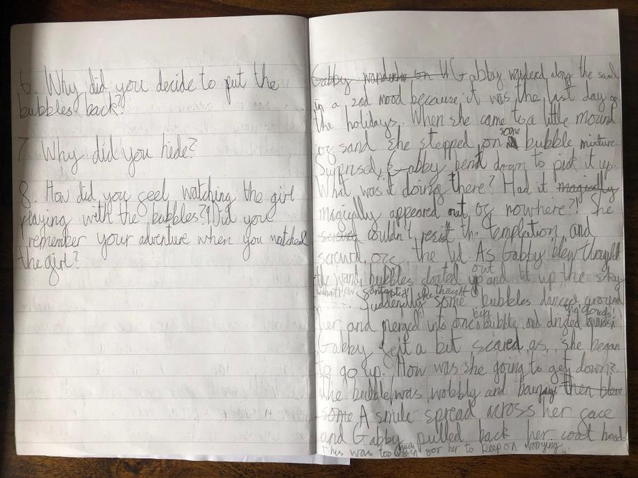 Nuala's Gabby story
