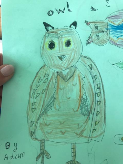 A very cute owl Adam.