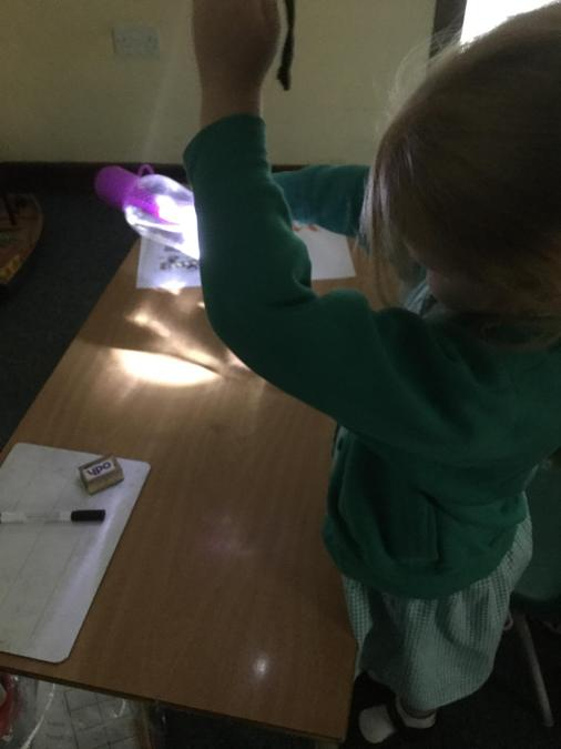 Discovering objects that allow light through!