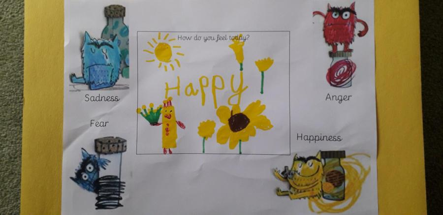 Beautiful drawings Lily, I'm glad you are happy!