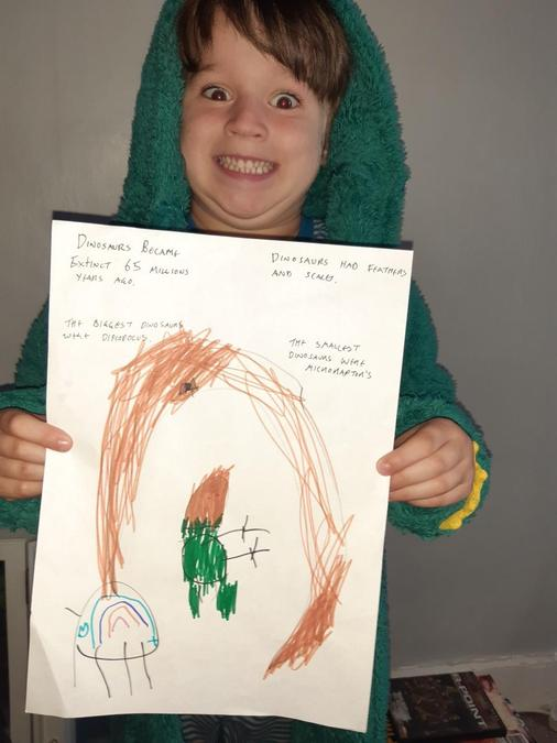 Great poster Drew, lovely to see your smiley face!