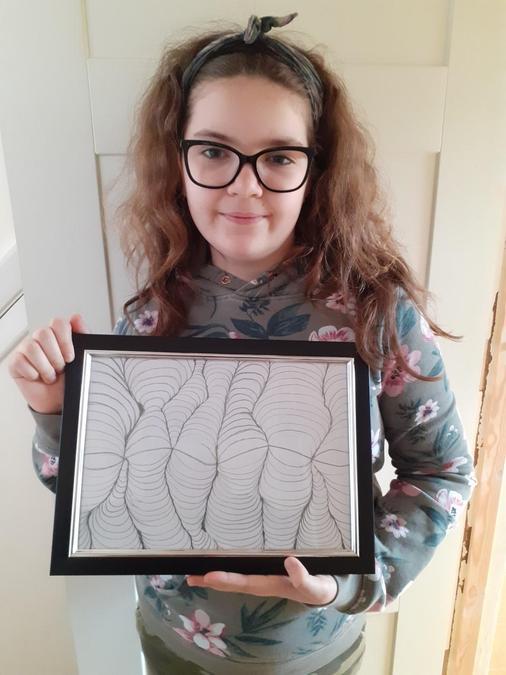 Anna's artwork