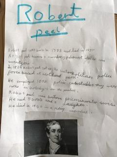 An important person of the past. Nice facts Isla.