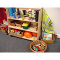Construction and loose parts