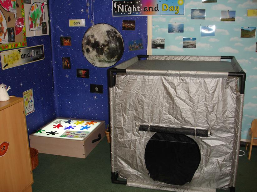 night and day role play area