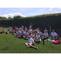 The year 6 rounders teams