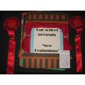 The winning scrap book