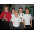 and...more Medal Monday winners!