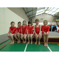 Y34 Gym Team - 2nd place