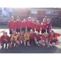 Y56 Netball Teams