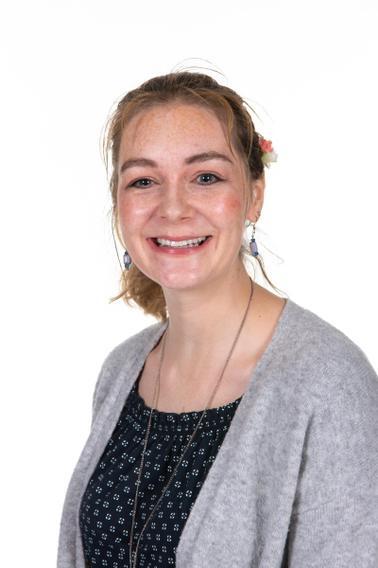 Miss Calderwood - Class Teacher