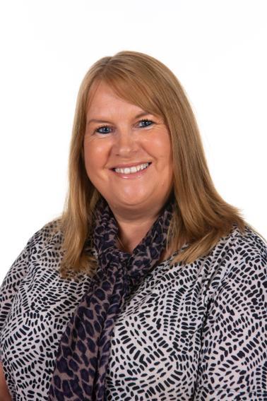 Mrs McQueen -  SEN Classroom Assistant