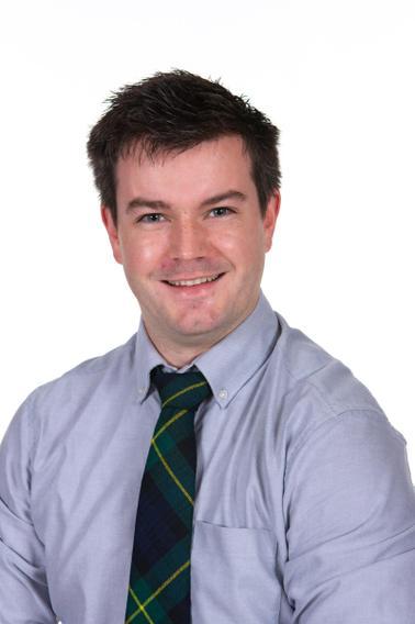 Mr Gordon - Year 6 Teacher