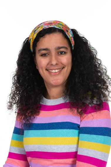 Miss McAllister -  SEN Classroom Assistant
