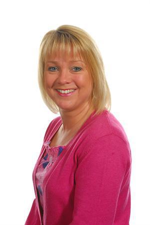 Mrs Chapman - Y1 Classroom Assistant