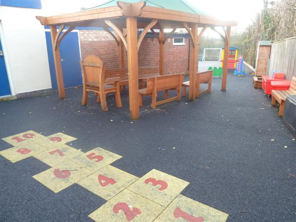 Quiet Play Area