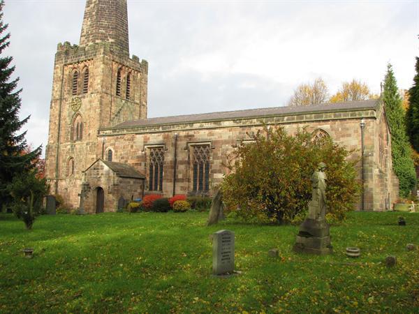 Church in Breadsall
