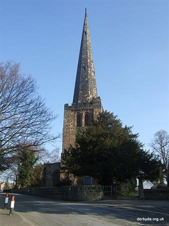 Breadsall Church 4