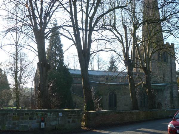 All Saints Church Breadsall