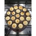Nathan's Dutch pancakes - Poffertjes