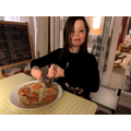 Eilis' savory pancake