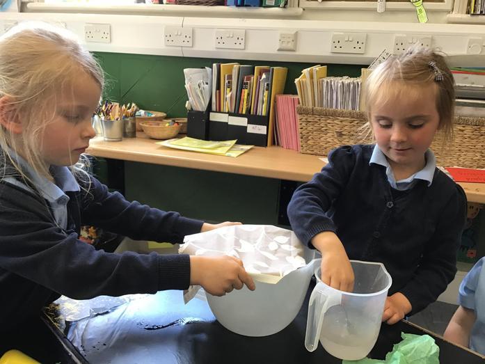 Investigating waterproof materials