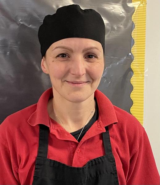 Rebecca Watkins - Class Catering Assistant