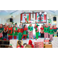 Where has the festive spirit gone?